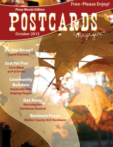 October 2013 Cover PW