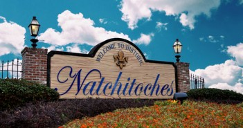Getaway-Natchitoches-Sign