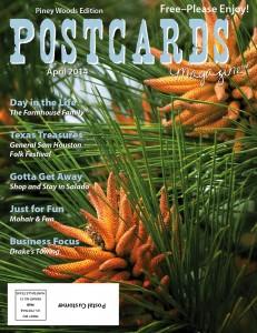 April 2014 PW Cover