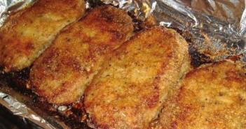2014-June PW Parmesan Pork Chops Feature
