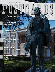 December 2015 PW Cover