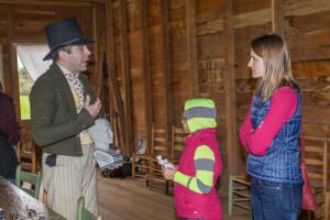 Treasures-Guy-Talking-to-visitors
