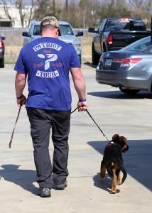 DayInLife-Bubba-Walking-Dog