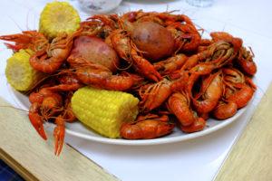 Crawfish-Plate