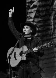 Clint Black has used his voice to become one of the main champions for the Rett cause.