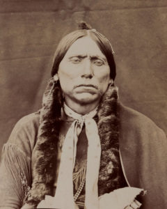 Quannah Parker, Comanche warrior who promoted peace between whites and Indians