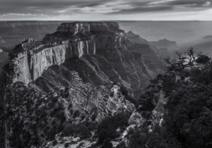 Woton's Throne - Cape Royal - North Rim - Grand Canyon National Park - 2014