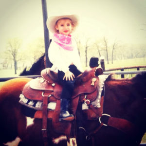 Talent-Griffin-Girl-On-Horse