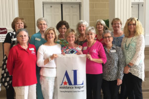 2016-2017 Board of Directors (Pictured left to right) Back Row: Judy Love, Ann Laird, Cheryl Hochberger, Gale Drummond, Karen Walker, Kim Rigby Front Row: Candace Burdett, Phyllis Weisbrook, Karmen Miller, Janet Sheahan, Mary Beth Cottrell, Janita Love