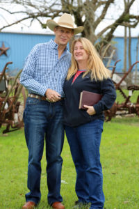 Jody and his wife Susan
