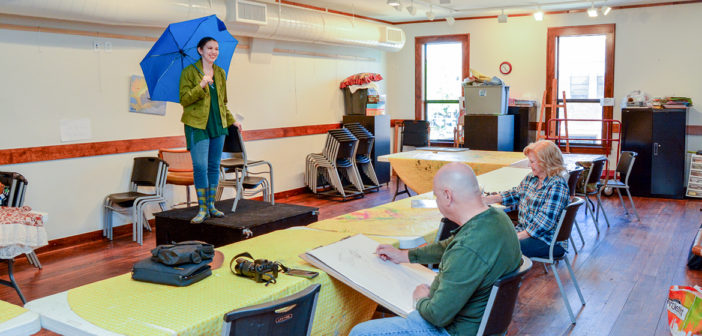 Community Builders: Conroe Art League