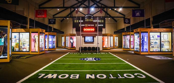 Gotta Get Away? Texas Sports Hall of Fame