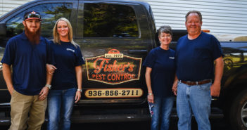 Business Focus: Fisher's Pest Control