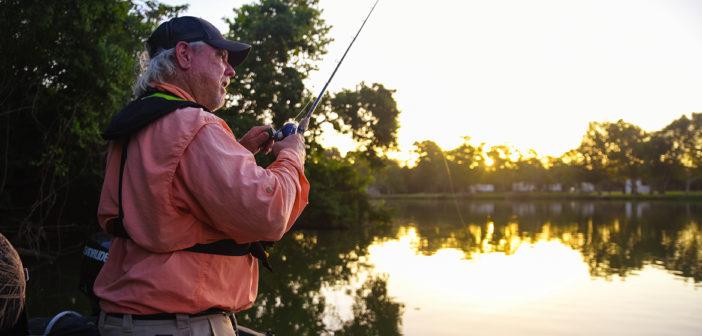 Just for Fun: Fishing Lake Livingston