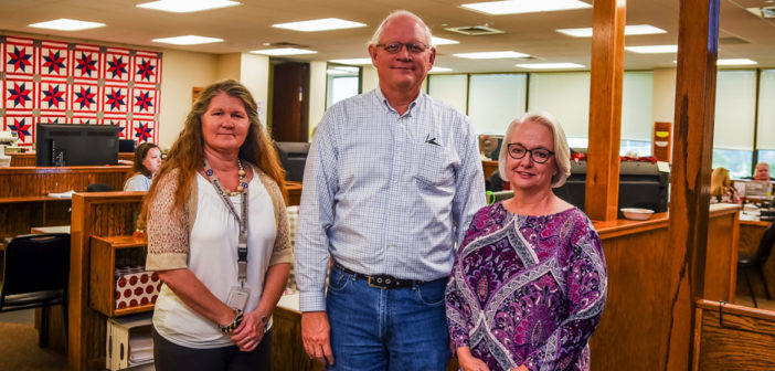 A Day in the Life: County Clerk's Office