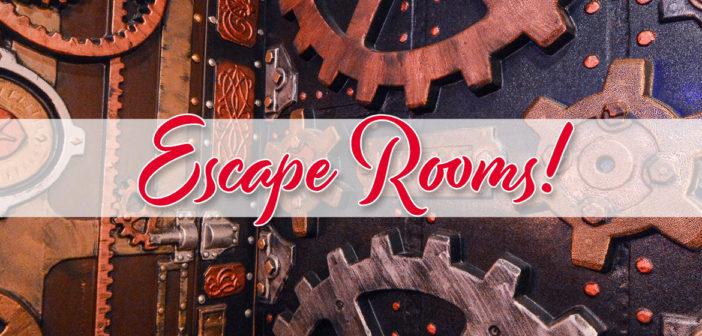 Just for Fun: Escape Rooms!