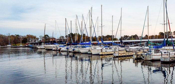 Just for Fun: Lake Conroe Sailing Association