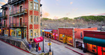 Gotta Get Away? Eureka! Springs, That Is!