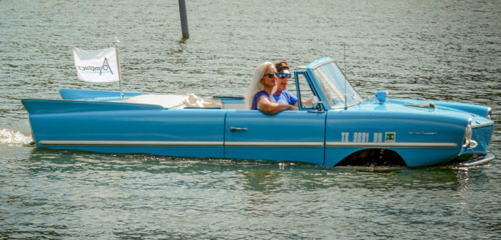 Just for Fun: Edelstein's Amphicar