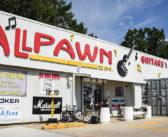 Business Focus: All Pawn & Kat's Guitars