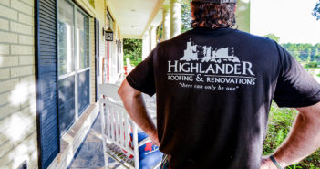Business Focus: Highlander Roofing and Renovations