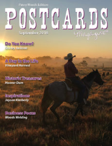 August 2018 PW Cover