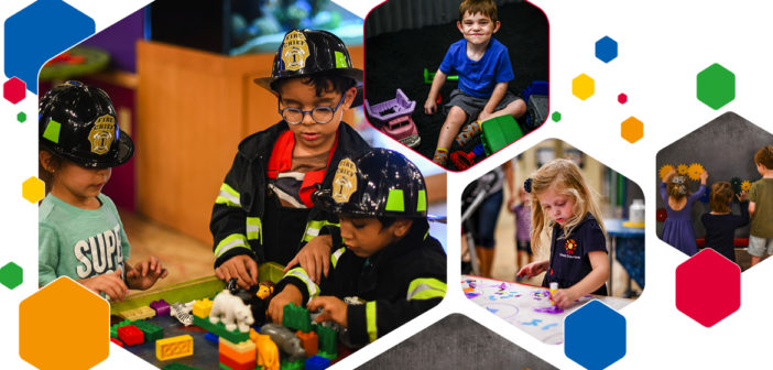 Just for Fun: The Woodlands Children's Museum