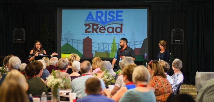Community Builders: Arise2Read