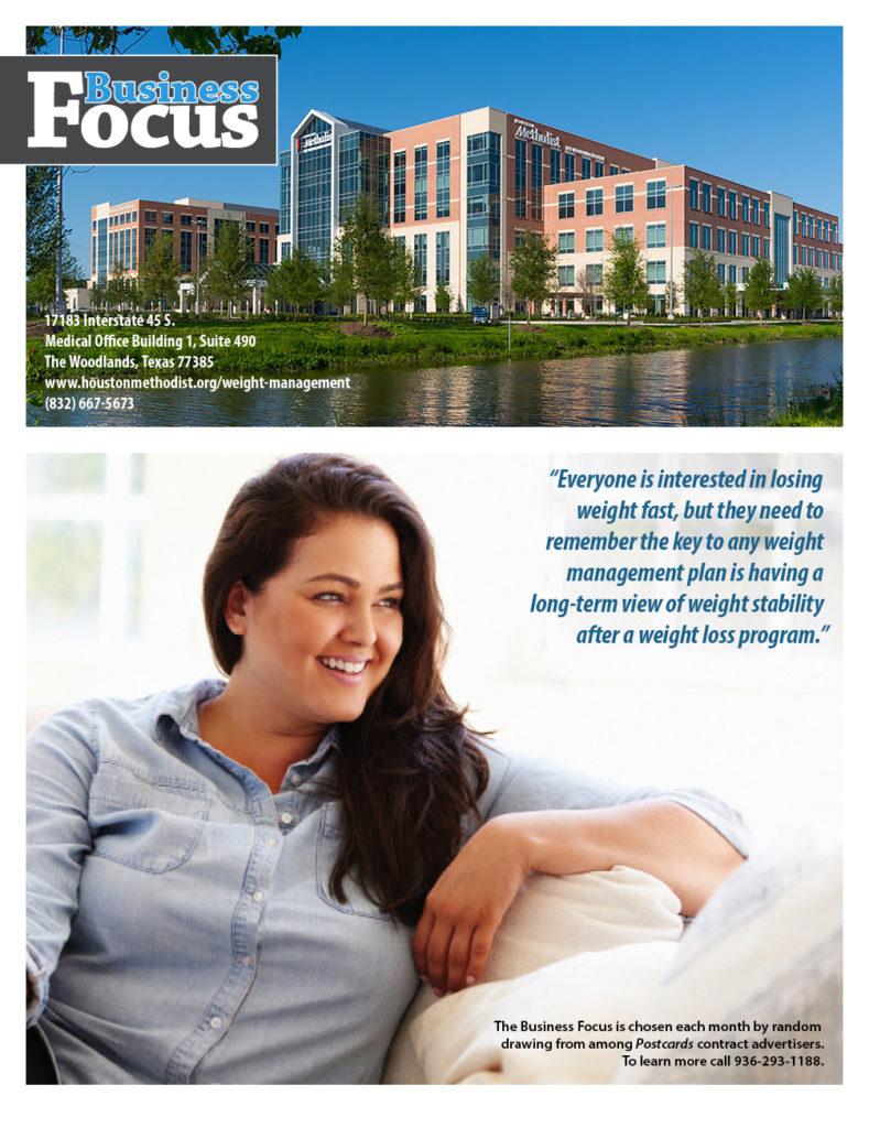 Business Focus: Houston Methodist Weight Management Center