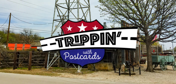 Trippin' with Postcards: Get Your Grapevine On!