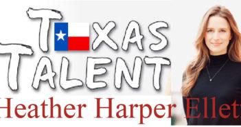 Texas Talent: Heather Harper Ellett