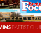 Business Focus: MIMS Baptist Church