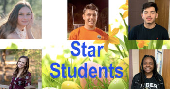 Star Students April