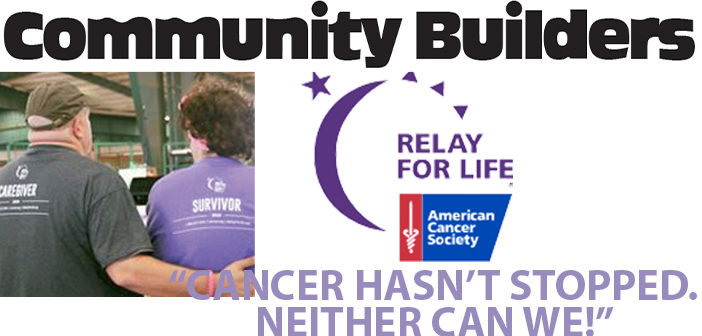 Community Builders: Relay for Life