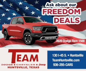 Team Dodge 300x250 Sidebar Ad