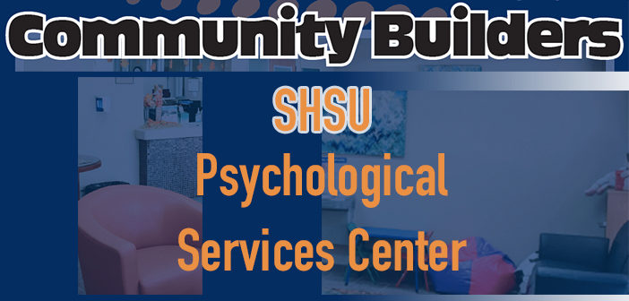 Community Builders: SHSU Psychological Services Center
